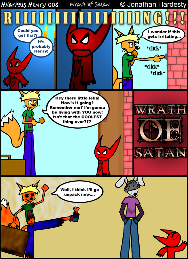 Wrath of Satan